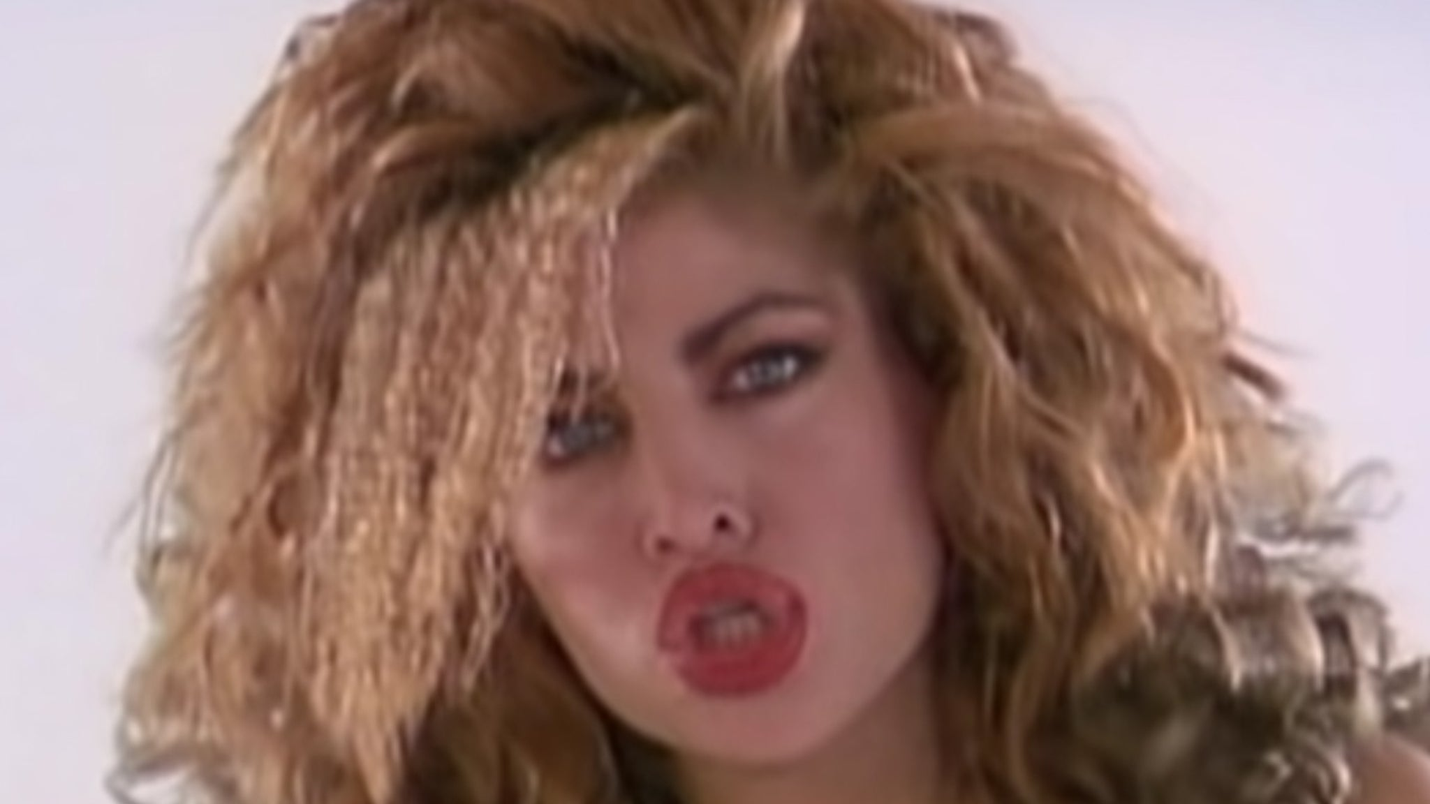 Tell It To My Heart Singer Taylor Dayne 'Memba Her?!