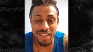 Greg Hardy Wants To Live On Fight Island, Fight Ngannou, Cormier & Miocic