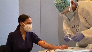 Rep. Alexandria Ocasio-Cortez Gets Antibody Test for COVID-19