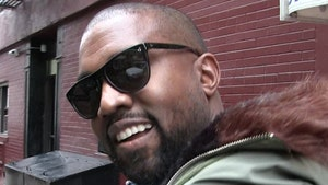 Kanye West Donates $2 Mil, Starts College Fund for Floyd's Daughter