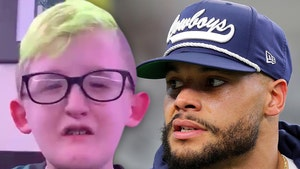 Eagles Biggest Fan Sends Touching Message to Dak Prescott, Forget the Rivalry!