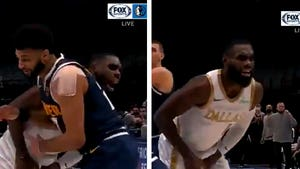 NBA Star Jamal Murray Ejected After Uppercutting Opponent's Groin