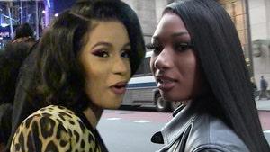 Cardi B, Megan's Grammy 'WAP' Draws 'Disgusting Strip Club' FCC Complaints
