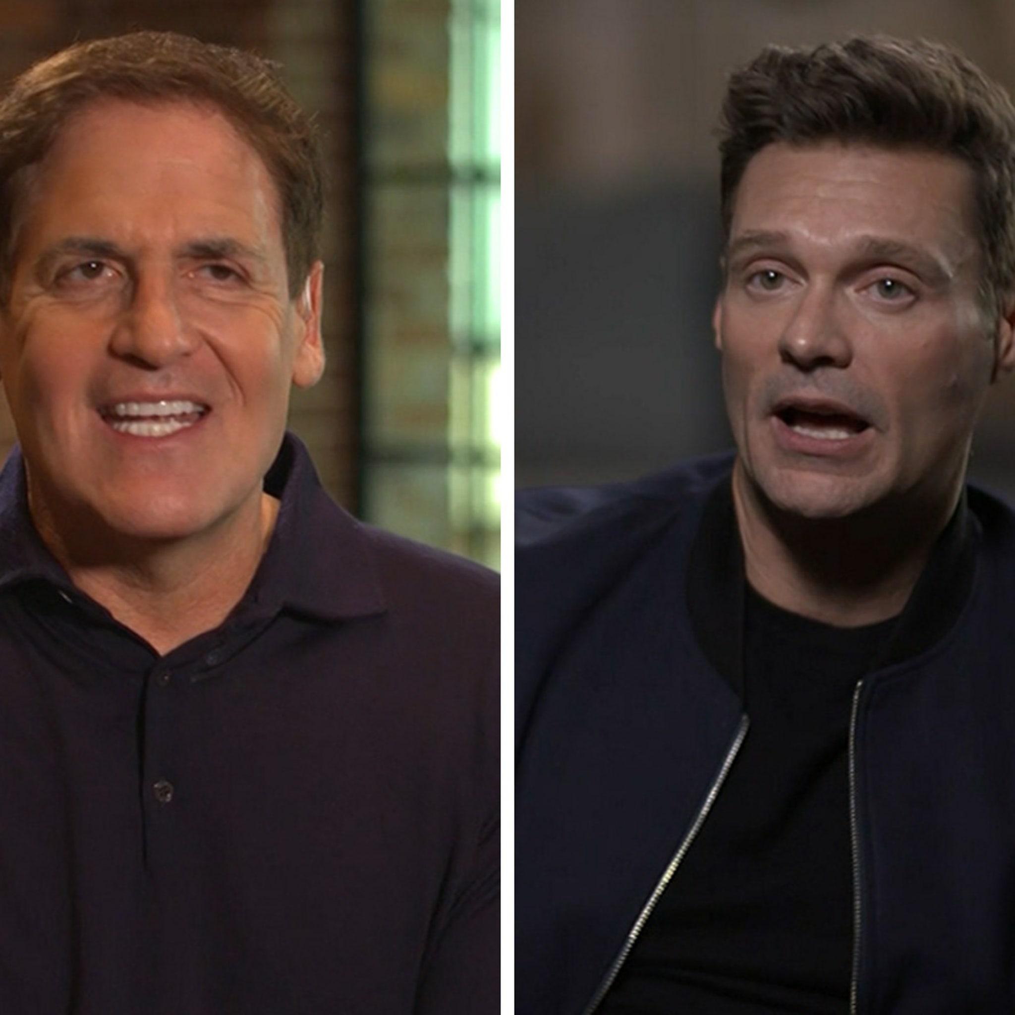 Mark Cuban, Ryan Seacrest Think Harry & Meghan Could Get Super Rich