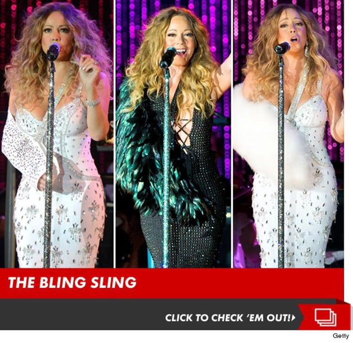 Mariah Carey's Bling Sling