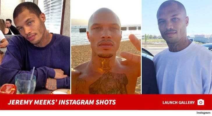 Jeremy Meeks' Hot Shots