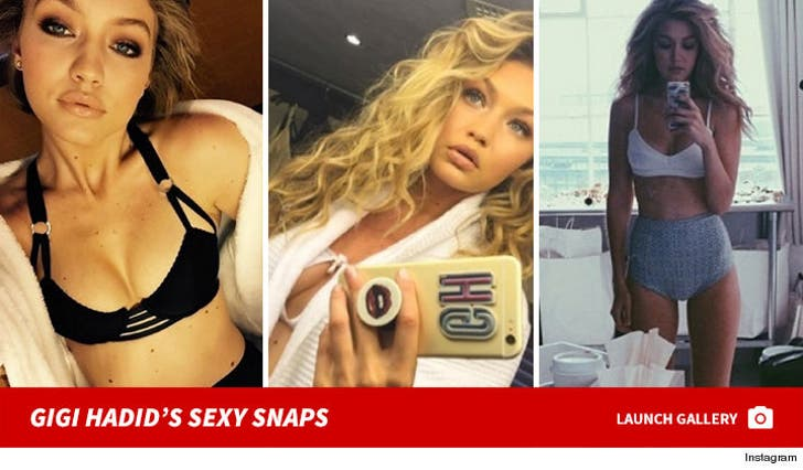Gigi Hadid's Hot Shots