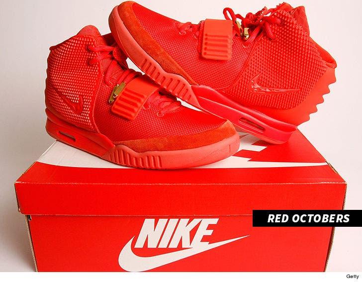 red october sneakers