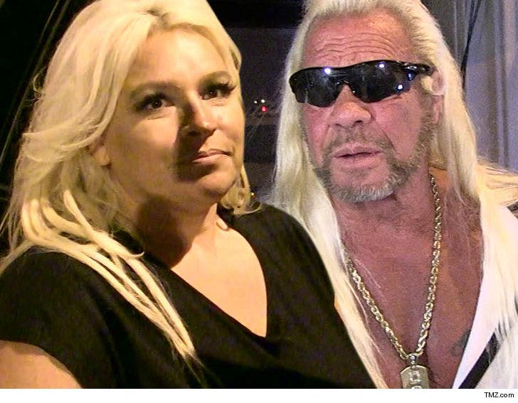 Dog The Bounty Hunter S Wife Beth Chapman Started Chemo For Throat