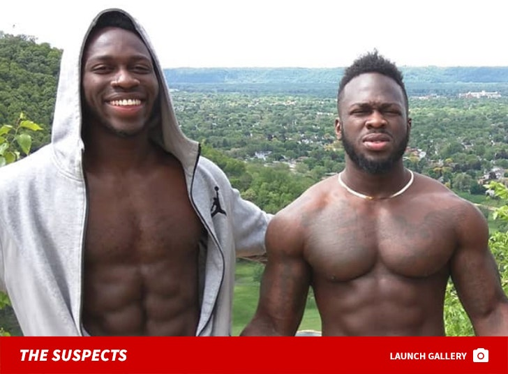 Abel and Ola Osundairo Flexin'