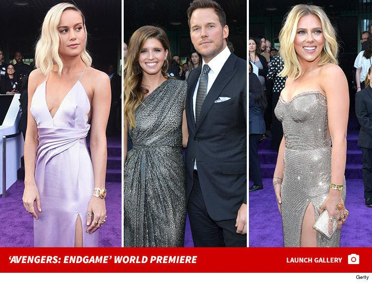 """Avengers: Endgame"" World Premiere in Los Angeles"