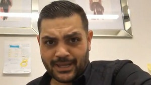 Michael Costello of 'Project Runway' Gets Laser Lipo (VIDEOS)