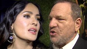Salma Hayek Details Harvey Weinstein Alleged Sexual Misconduct Nightmare