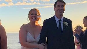 Amy Schumer Shares Photos of Top Secret Wedding