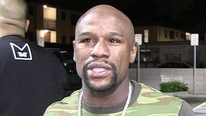 Floyd Mayweather Accused of Assault, Never Put Hands On Accuser