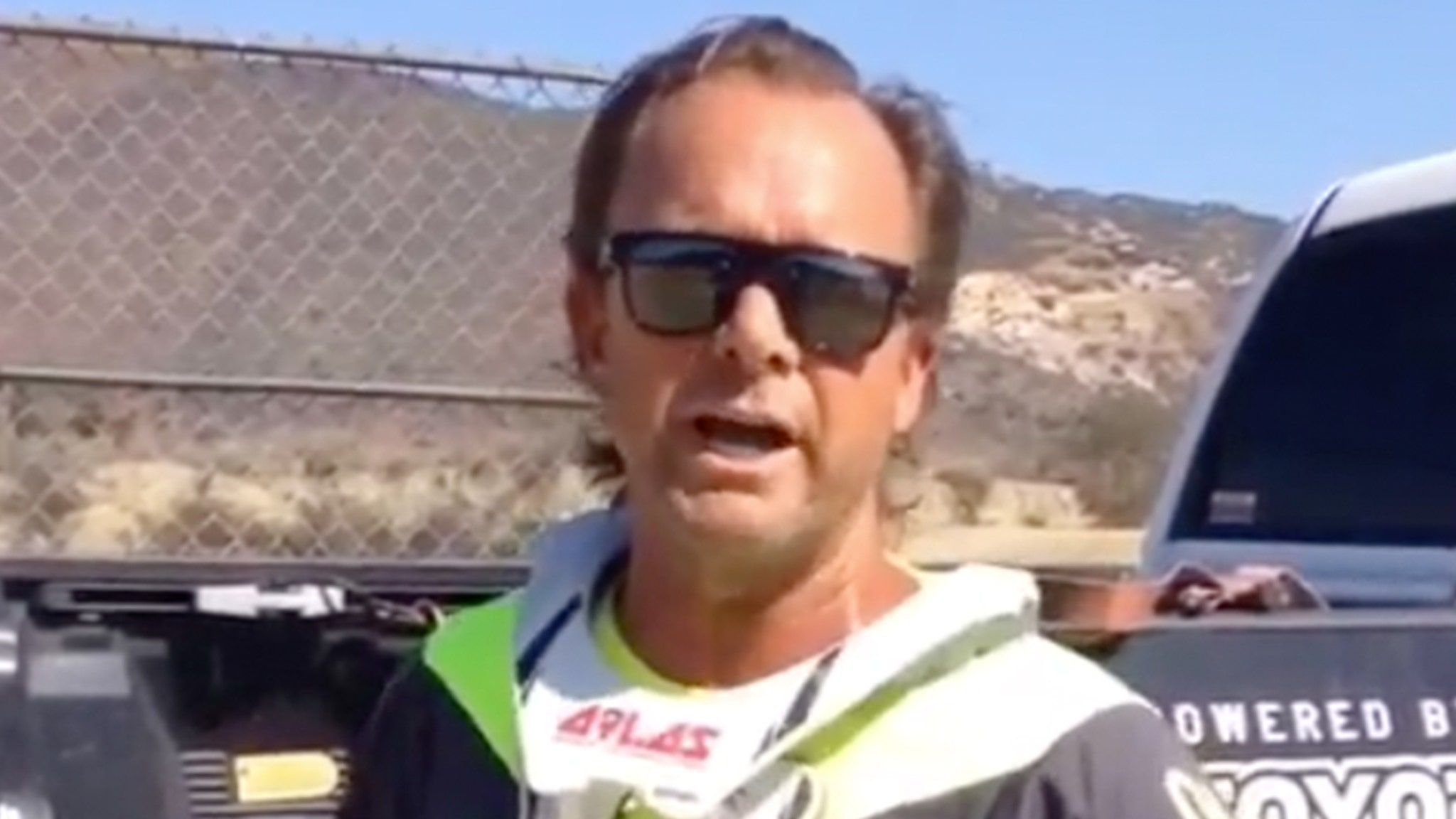 Motocross Legend Marty Smith And Wife Dead In Dune Buggy Accident