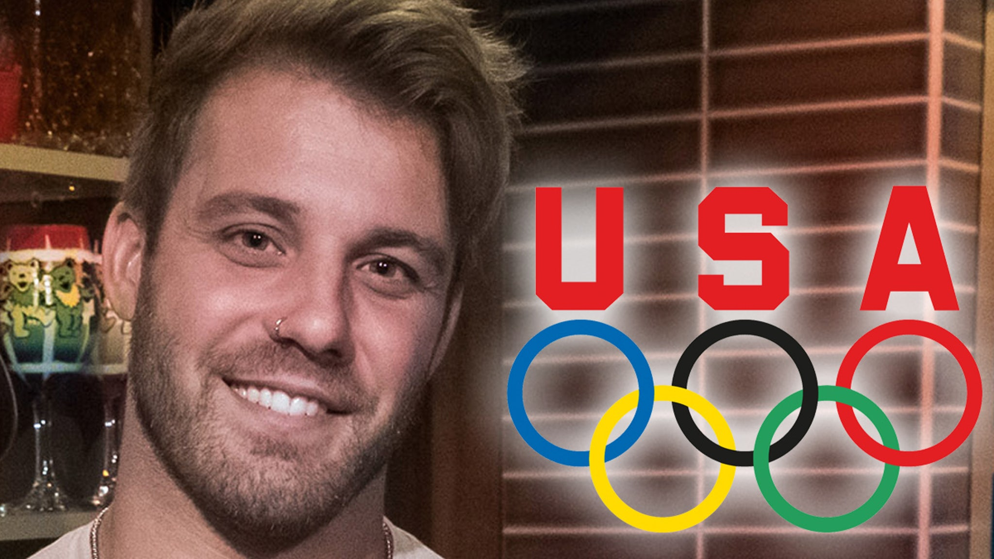 Paulie Calafiore From 'Big Brother' to Bobsled Track? Gunning for Olympics!!!