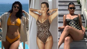 Kourtney Kardashian's Hottest Shots Of 2020