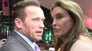 Arnold Schwarzenegger Gave Caitlyn Jenner Advice on Running for Governor