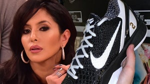 Vanessa Bryant Outraged Over Apparent 'Mambacita' Shoe Leak, 'Not Approved To Be Made'
