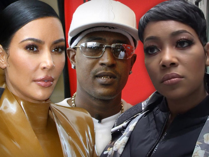 Kim Kardashian Vows to Free Monica's Ex & Master P's Brother, C-Murder