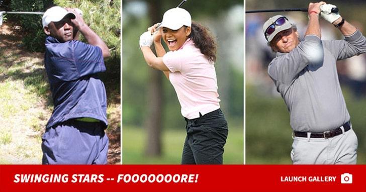 Swingin' Stars -- Foooore!