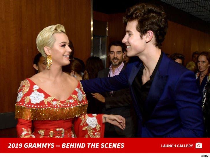 2019 Grammy Awards -- Behind the Scenes Photos
