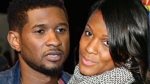 Usher to Ex-Wife Tameka Raymond -- Get Outta My House!