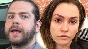Jack Osbourne Pays Ex-Wife $1 Million, Keeps Banksy Artworks in Divorce