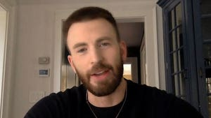 Chris Evans Talks Penis Pic, Vote Campaign with Tamron Hall