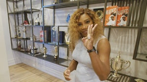 Serena Williams Shows Off Insane Trophy Room, 2nd Place Trophies Go in the Trash!