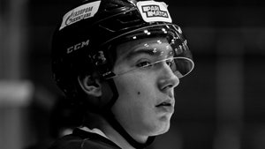 Russian Hockey Player Timur Faizutdinov Dead At 19 After Being Struck By Puck