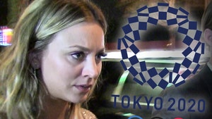 Kaley Cuoco Says Olympian Who Struck Horse is 'Classless,' 'Disgusting'