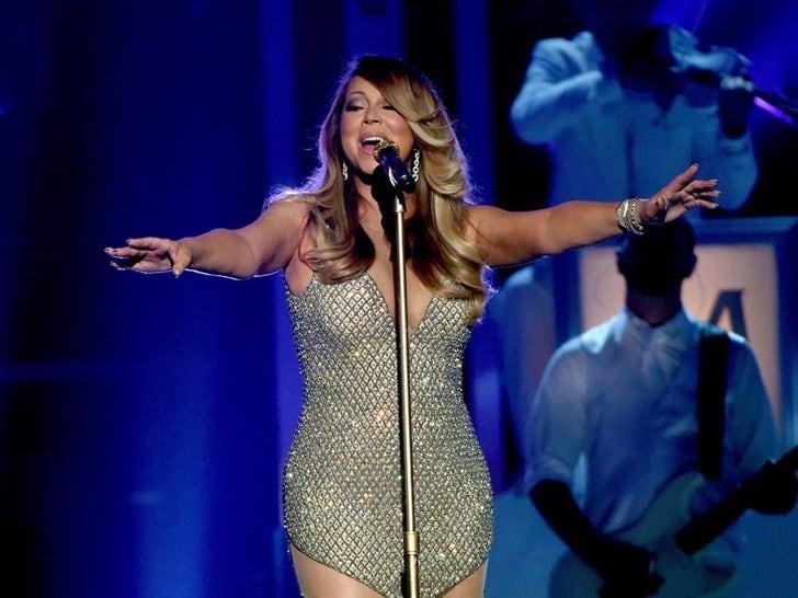 Mariah Carey Performance Photos