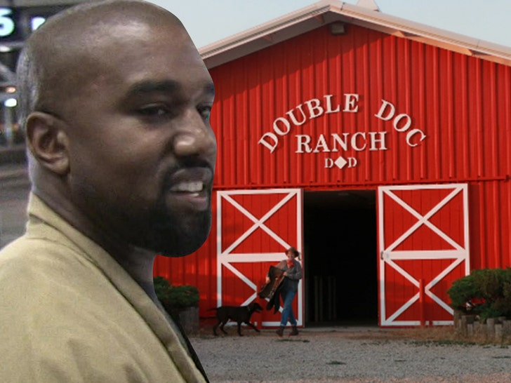 Kanye West Interested in Buying Wyoming Horse Ranch