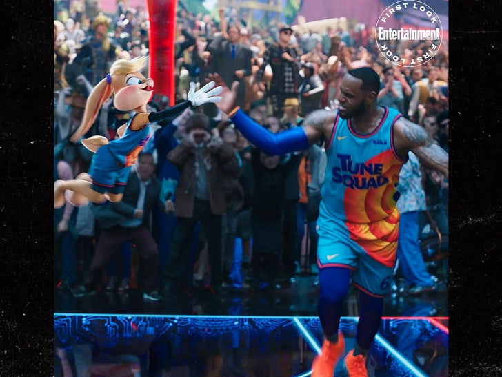'Space Jam' Director Reworks Lola Bunny For Reboot, From 'Sexualized' To 'Strong'.jpg