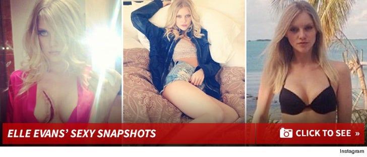 Elle Evans' Sexy Instagram Photos