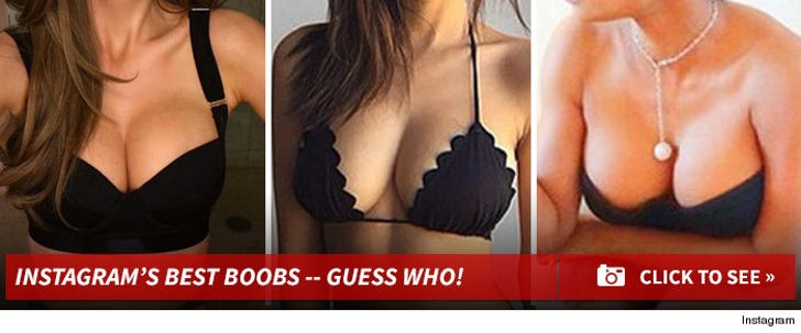 Guess Whose Boobs!