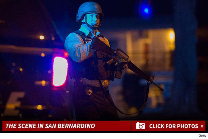 Mass Shooting In San Bernardino