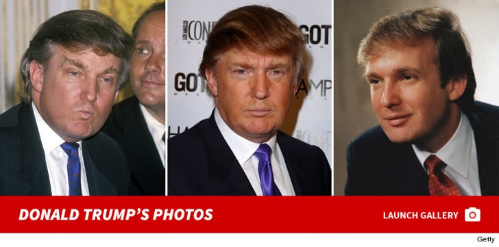 Donald Trump -- Through The Years