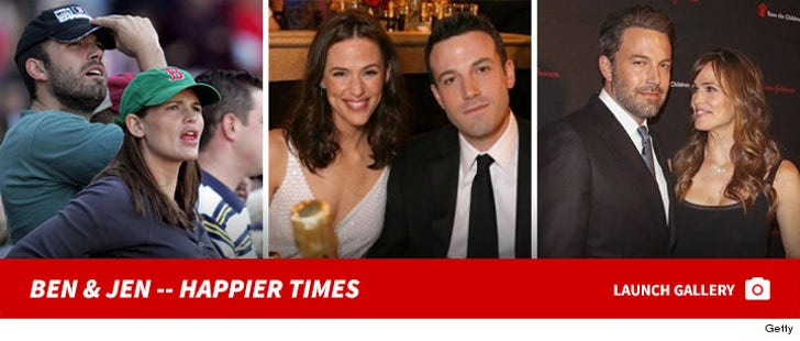 Ben Affleck and Jennifer Garner Together