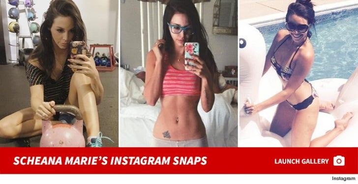 Scheana Marie's Hot Shots