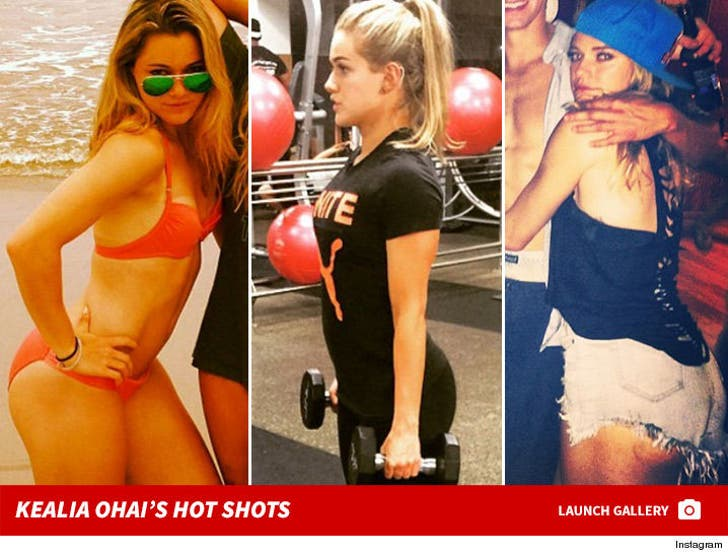 Kealia Ohai's Hot Shots