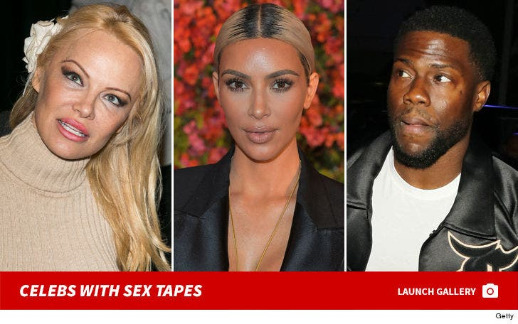 Celebs With Sex Tapes