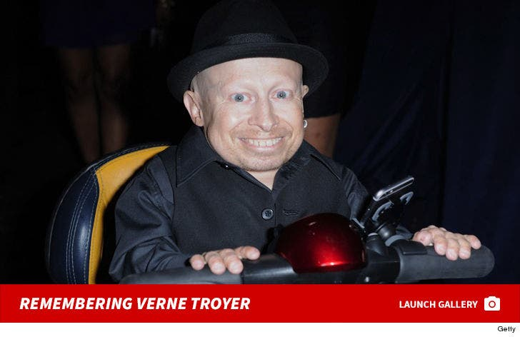 Remembering Verne Troyer