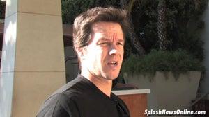 Mark Wahlberg -- I Love Tom Cruise ... But He Needs to Shut Up