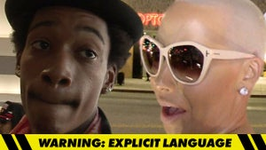 Wiz Khalifa -- Shots Fired at Amber Rose ... 'These Hos Are For Everybody'