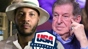 Carmelo Anthony Rejected From Team USA Over Fears of Being a 'Distraction'
