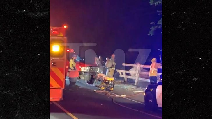 Kevin Hart Suffers Major Injuries In Car Accident Roof