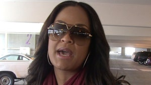 Laila Ali Sued For Hitting Elderly Man With Car